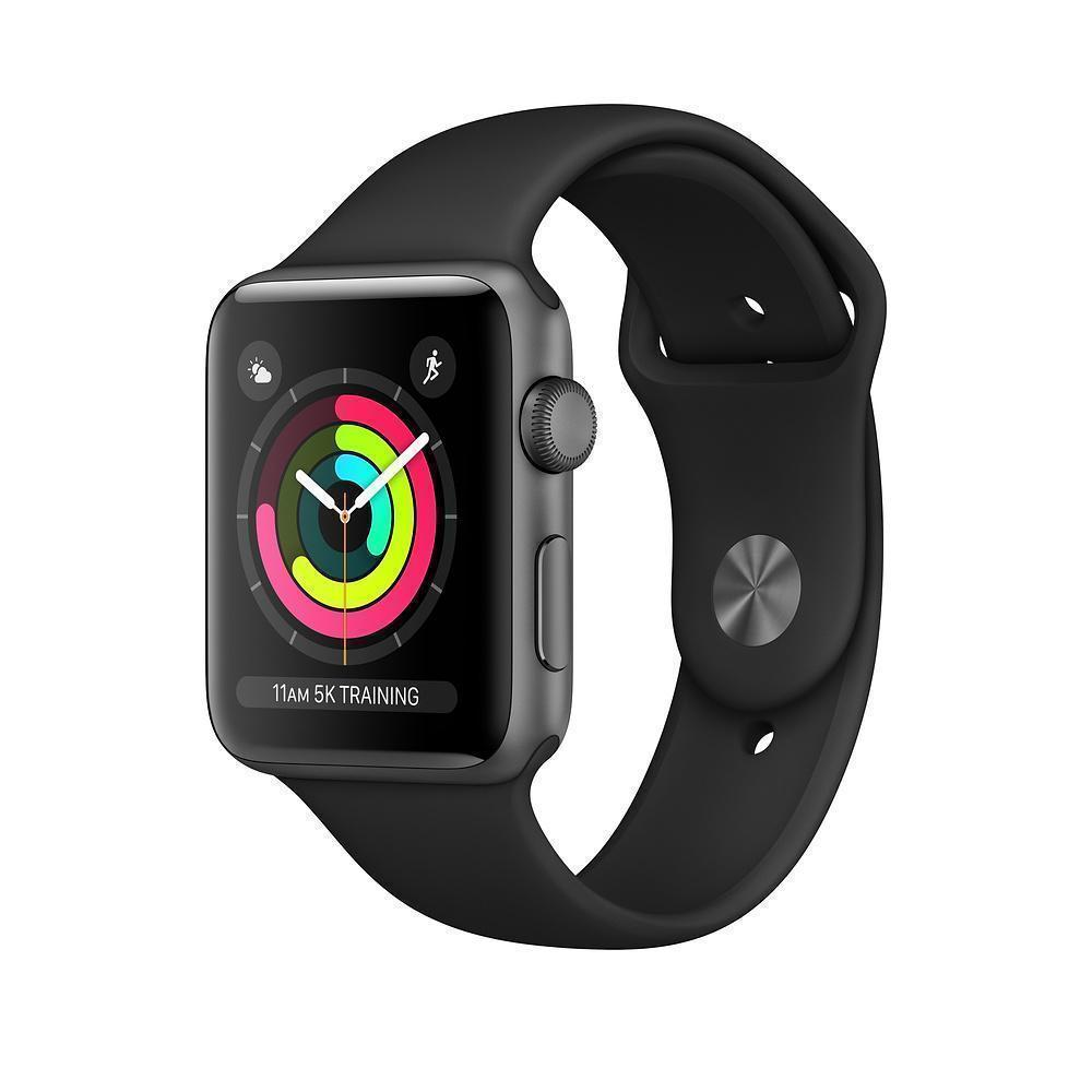 Apple Watch 3 42mm Space Gray/Black