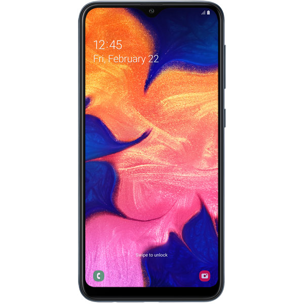 Samsung Galaxy A10 (2019) 32Gb Black