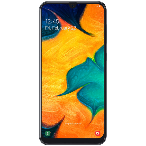 Samsung Galaxy A30 (2019) 32Gb Black