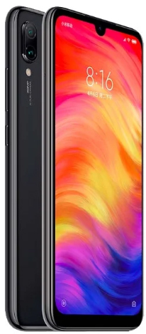 Redmi 7 3/32GB черный