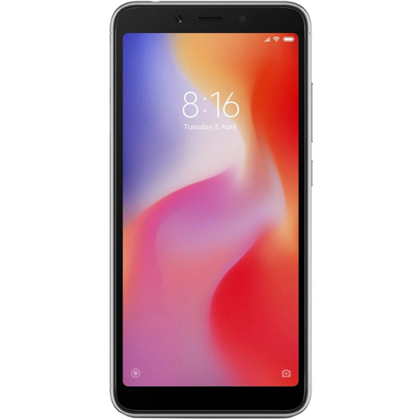 Xiaomi Redmi 6A 32Gb черный