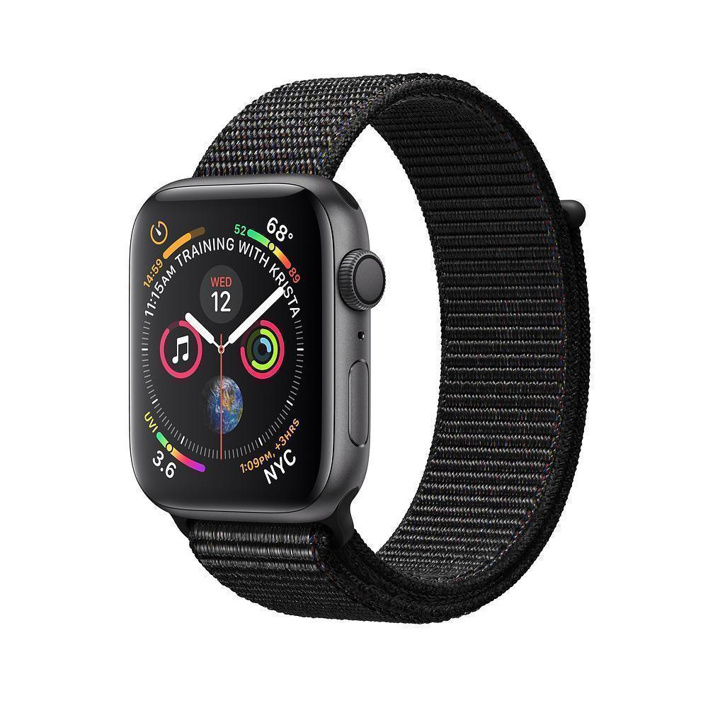 Купить Apple Watch Series 4 40mm Space Gray / Black loop в Ростове-на-Дону