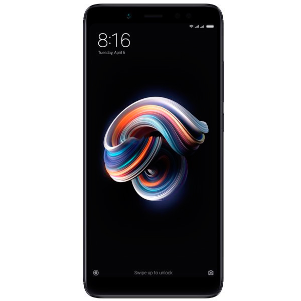 Xiaomi Redmi Note 5 64Gb черный