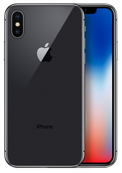 Apple iPhone X 256 Gb Space Gray