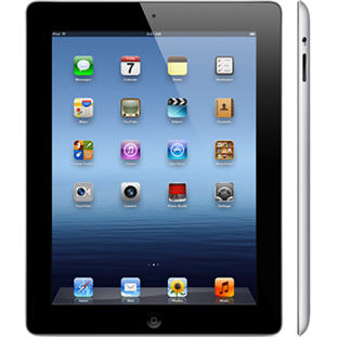Apple iPad 4 Retina 16Gb Wi-Fi+3G Black