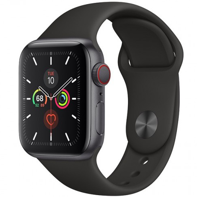Apple Watch Series 5 44mm Space Gray / Black